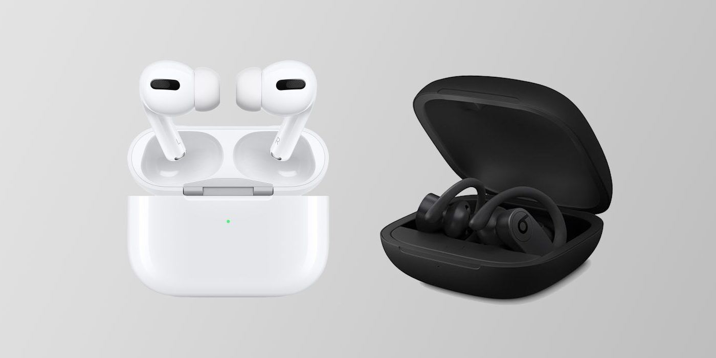 Линейка наушников apple и beats: от apple earphones до airpods pro и beats powerbeats pro — wylsacom