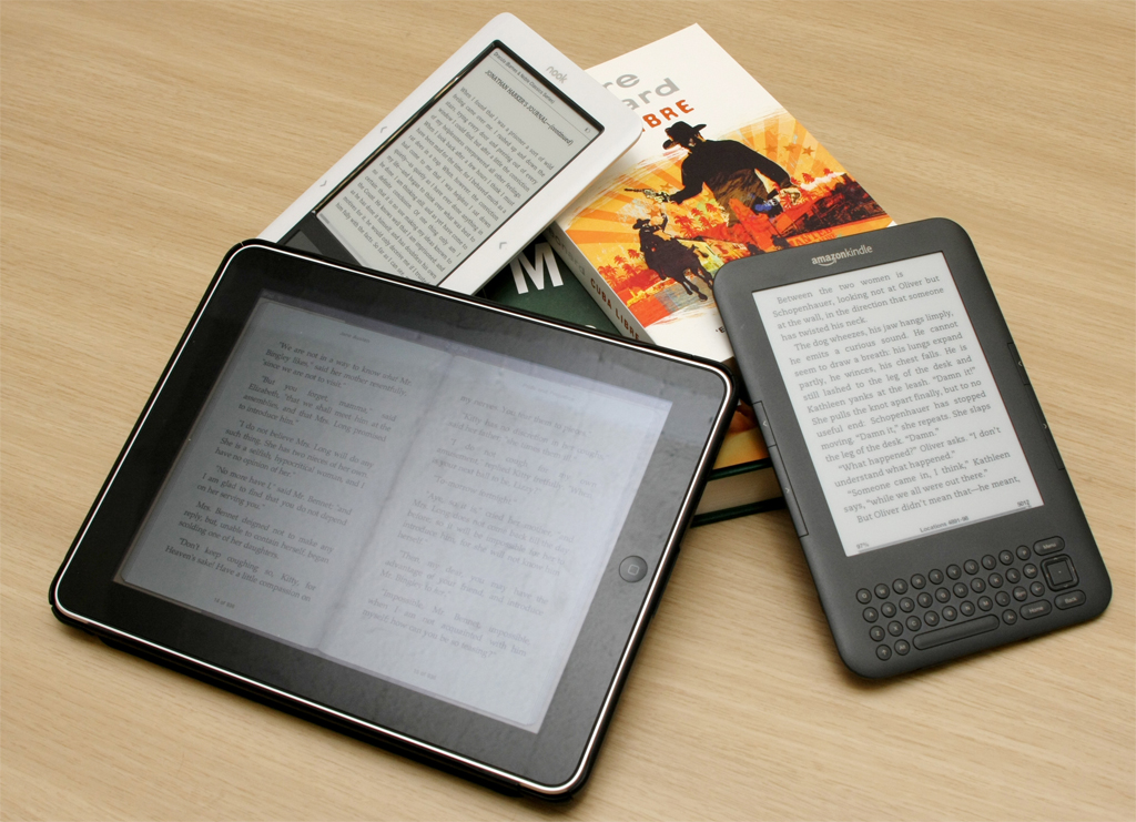 Какую электронную книгу выбрать? советы профессионала!   myblaze.ru