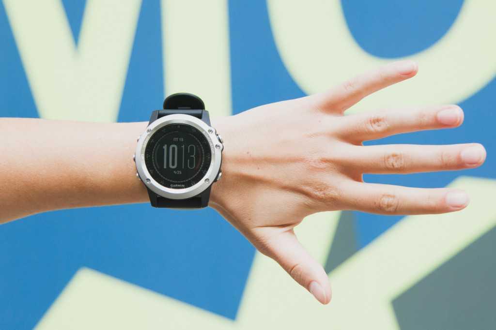 Garmin представила новую линейку часов fēnix 6