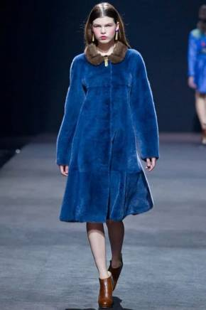 Модные норковые шубы 2020-2021: модели стильных фасонов с фото