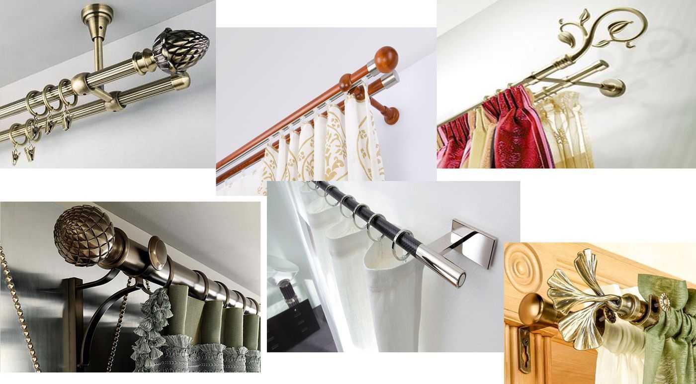 В статье представлена полезная информация на счет покупки карниза для штор Какой вариант лучше выбрать для использования дома