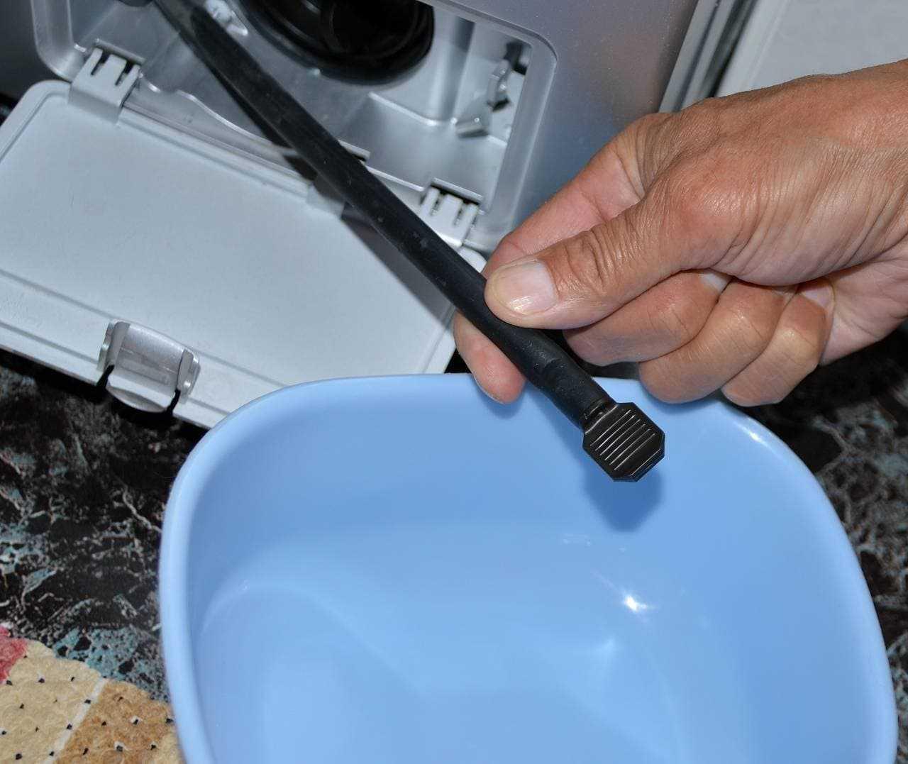Как почистить фильтр в стиральной машине — по брендам indesit, lg