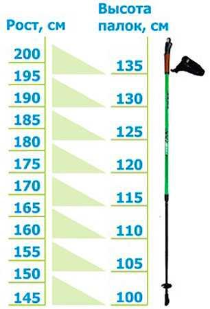 Как выбрать палки для скандинавской ходьбы, критерии, производители