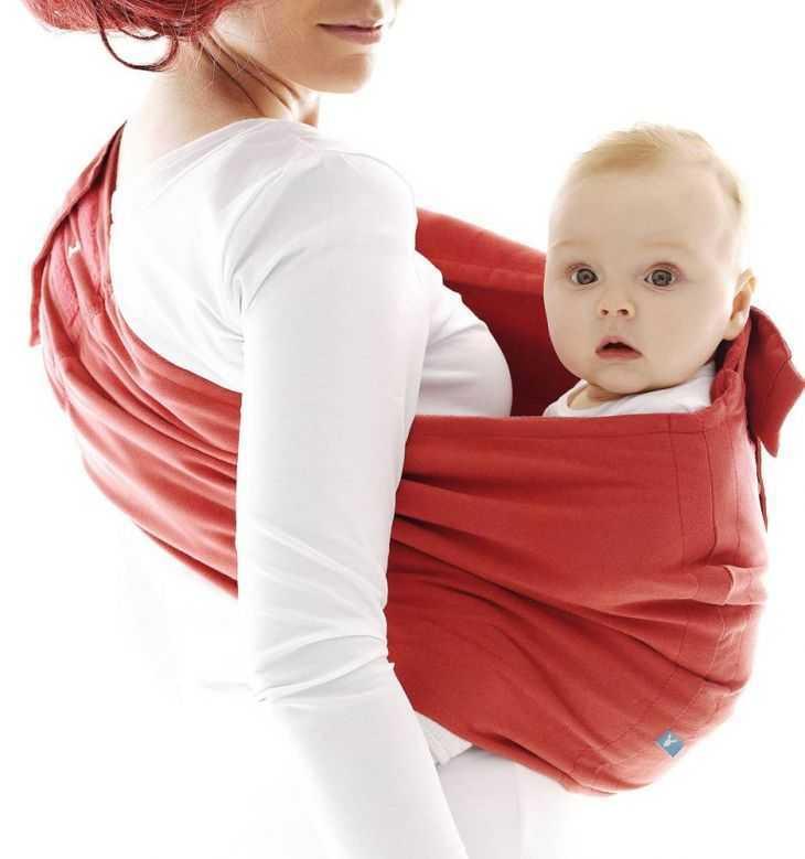 Слинг для новорожденного: отзывы врачей