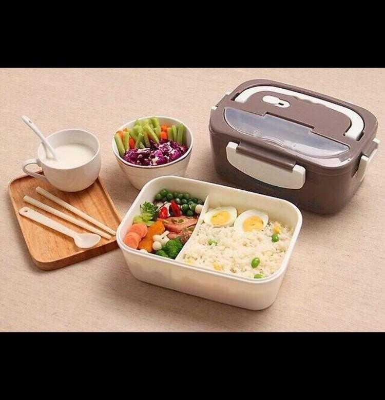Ланч-бокс с подогревом electric lunch box
