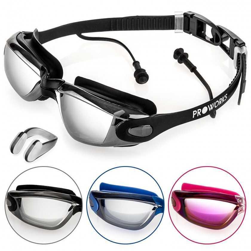 Form swim goggles с ar показать обзор