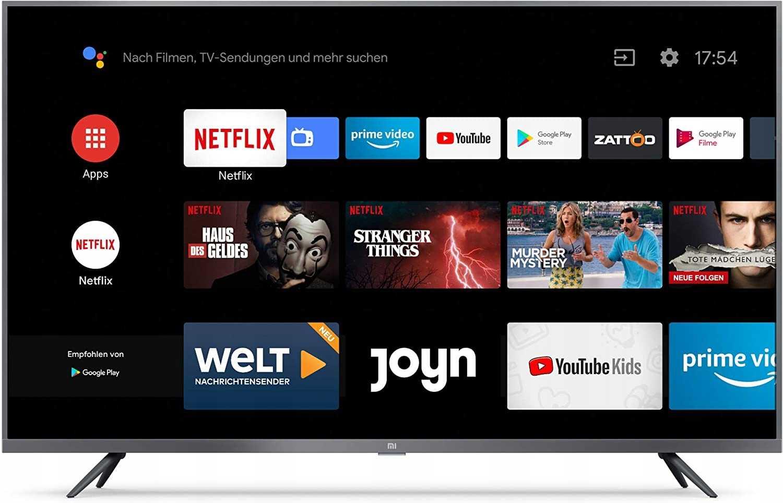 Xiaomi представила 4к телевизоры для россии по цене недорогого смартфона