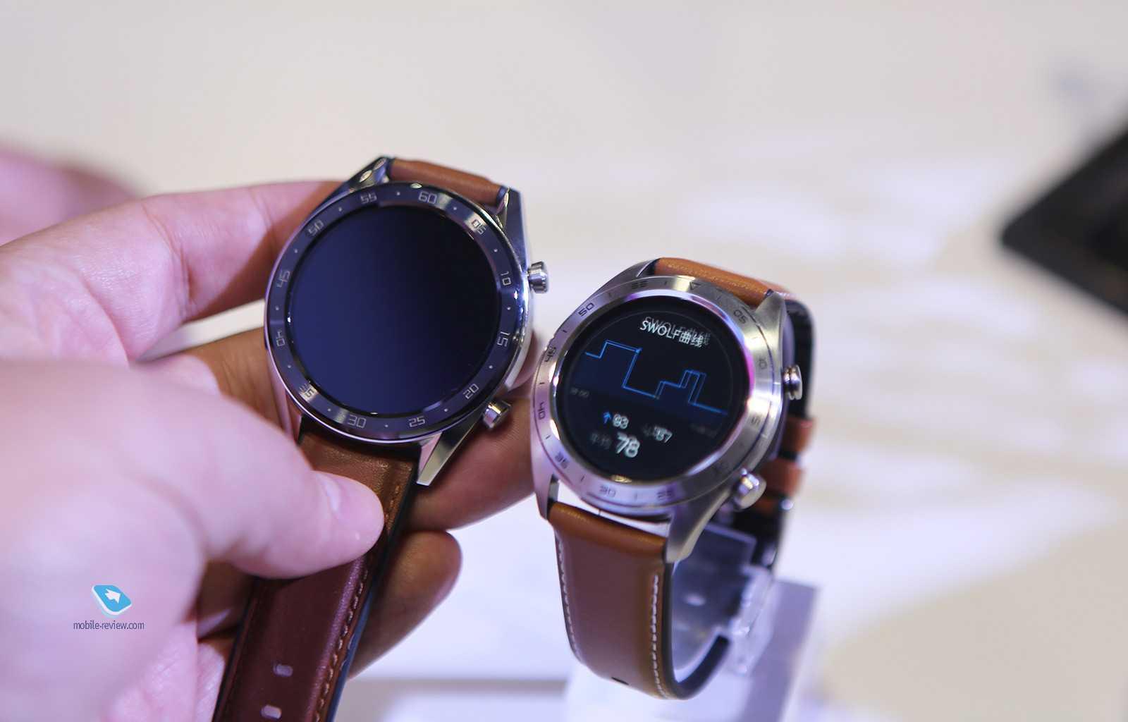 Сопряжение умных часов huawei watch gt 2 / honor magicwatch 2 (46 мм) с телефоном