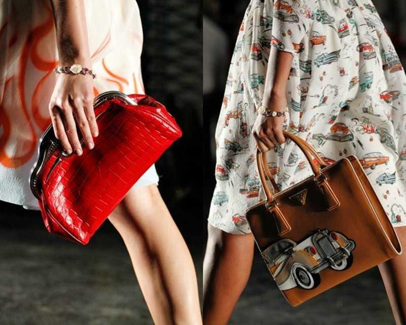 Как выбрать базовую сумку