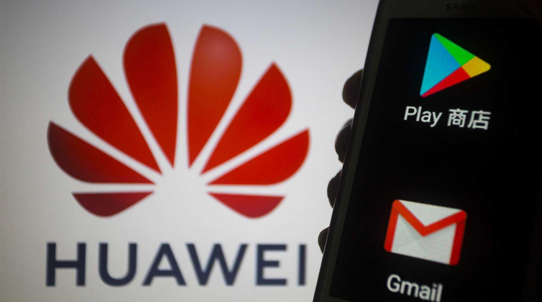 Huawei хочет заменить android операционной системой hongmeng