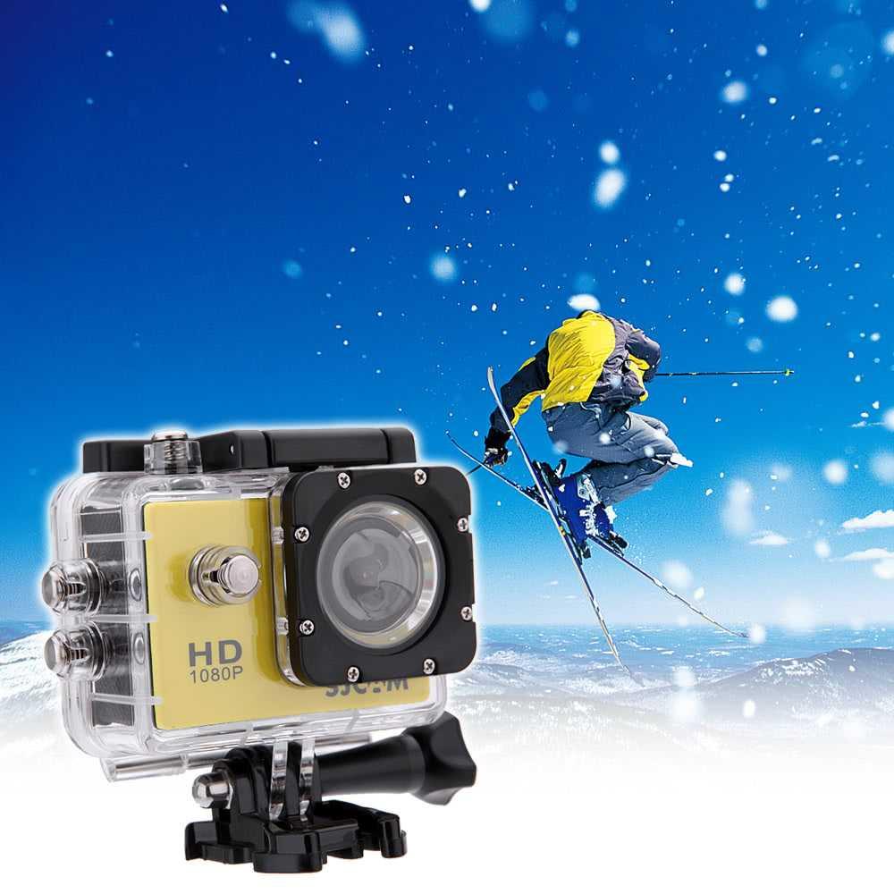 Как выбрать экшн-камеру: какие параметры нужно учитывать и почему?