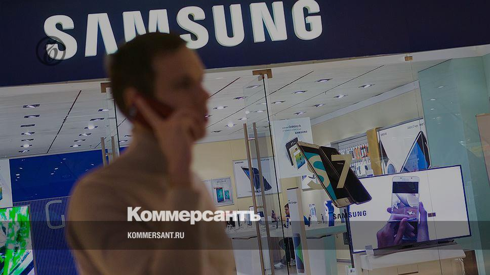 Samsung согласился предустанавливать российское по на свои смартфоны - cnews