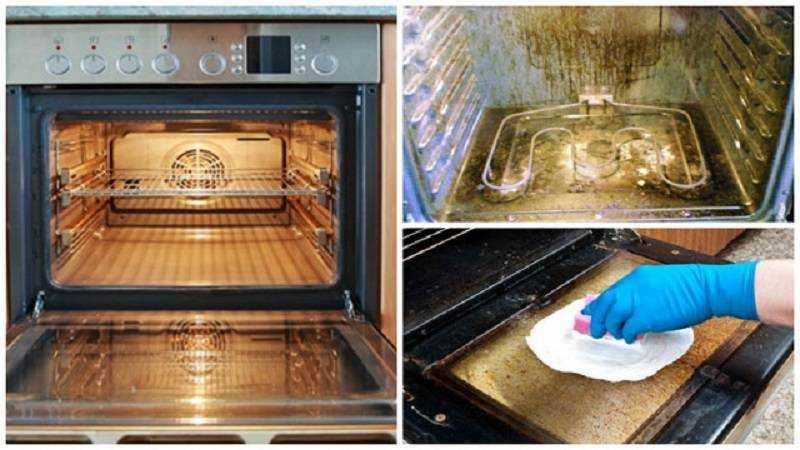 Ошибки при выборе духовки