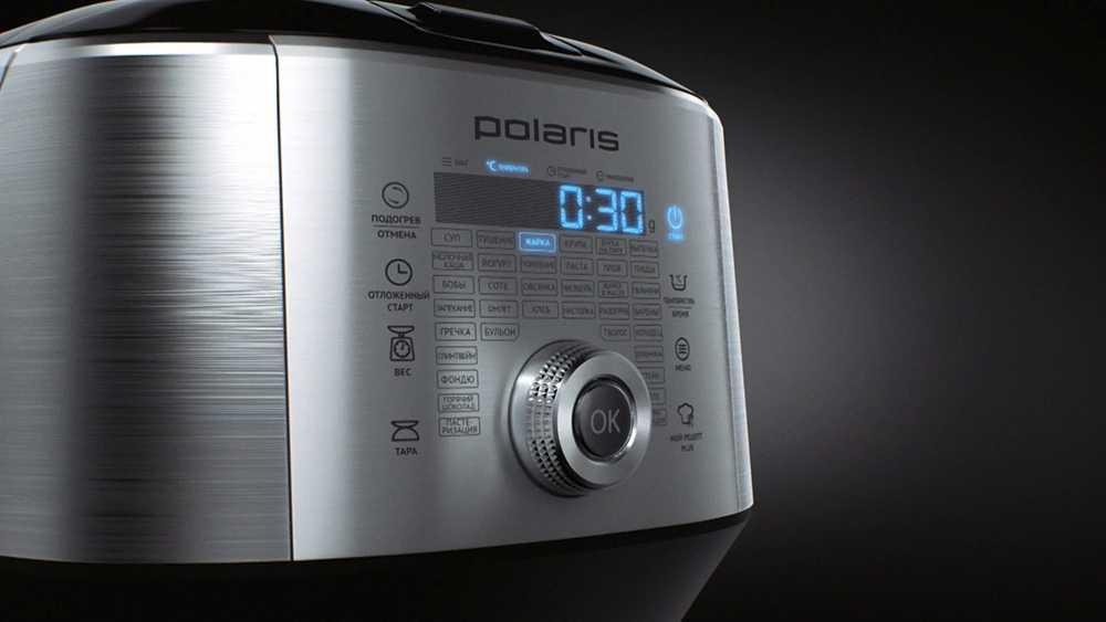 Тест и обзор мультиварки polaris evo 0446ds: домашний повар с функцией взвешивания   smart reality
