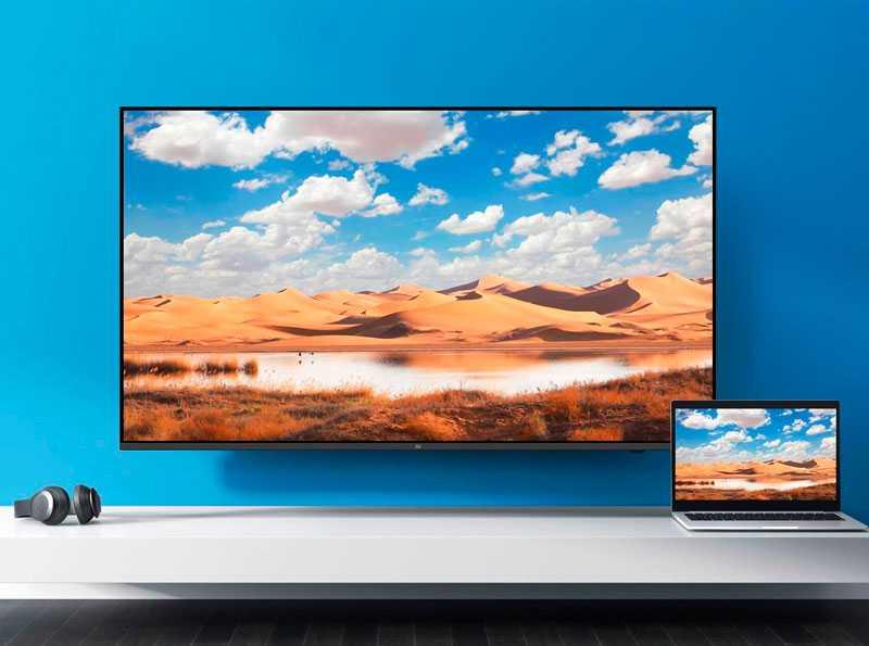 Xiaomi выпустила 4к-телевизоры на 60 и 75 дюймов в разы дешевле аналогов - cnews