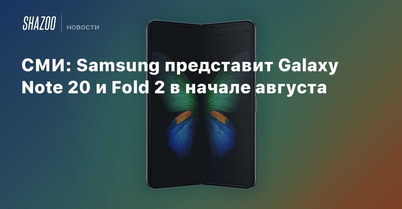 После презентации складного смартфона Fold в сторону компании Samsung было направлено огромное количество негативных отзывов Телефон не справился с тестом на прочность