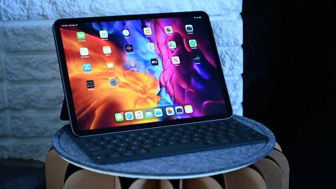 Чем отличается новый ipad pro 2020 от прошлой модели