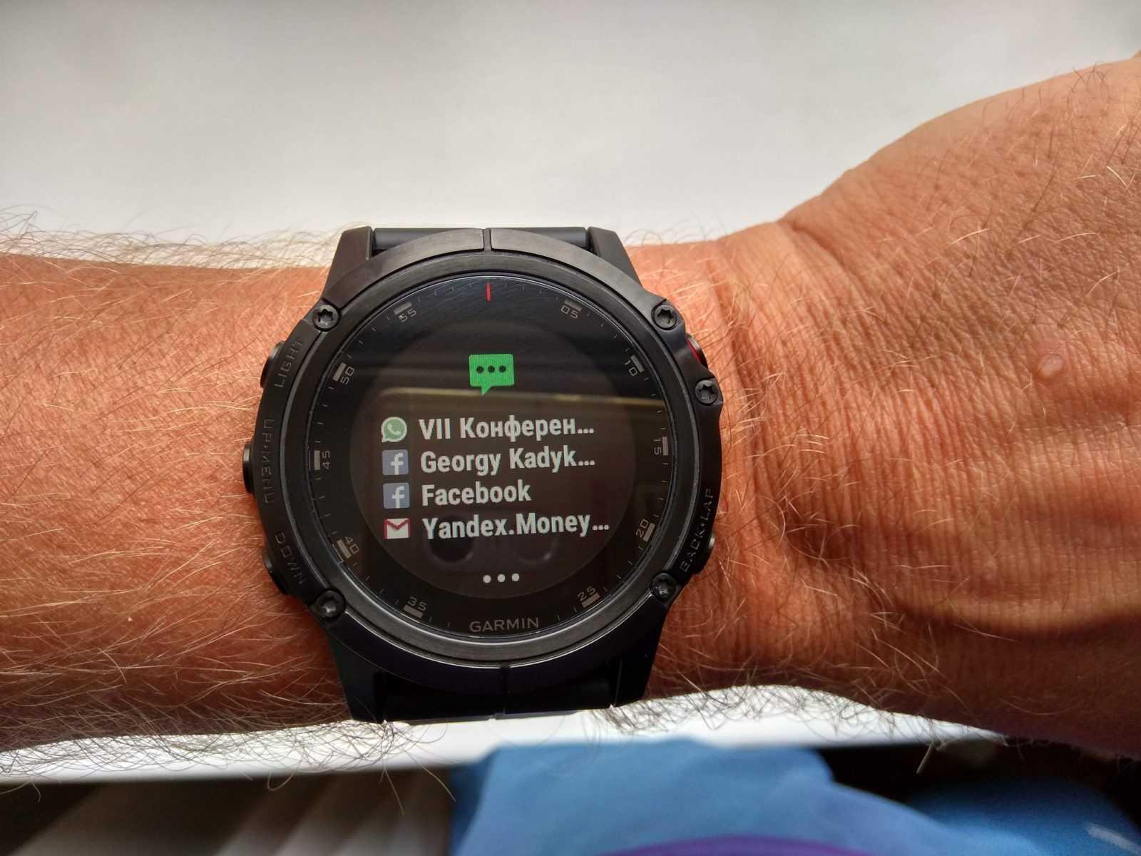 Обзор серии часов garmin fenix 6 - впервые с солнечной батареей