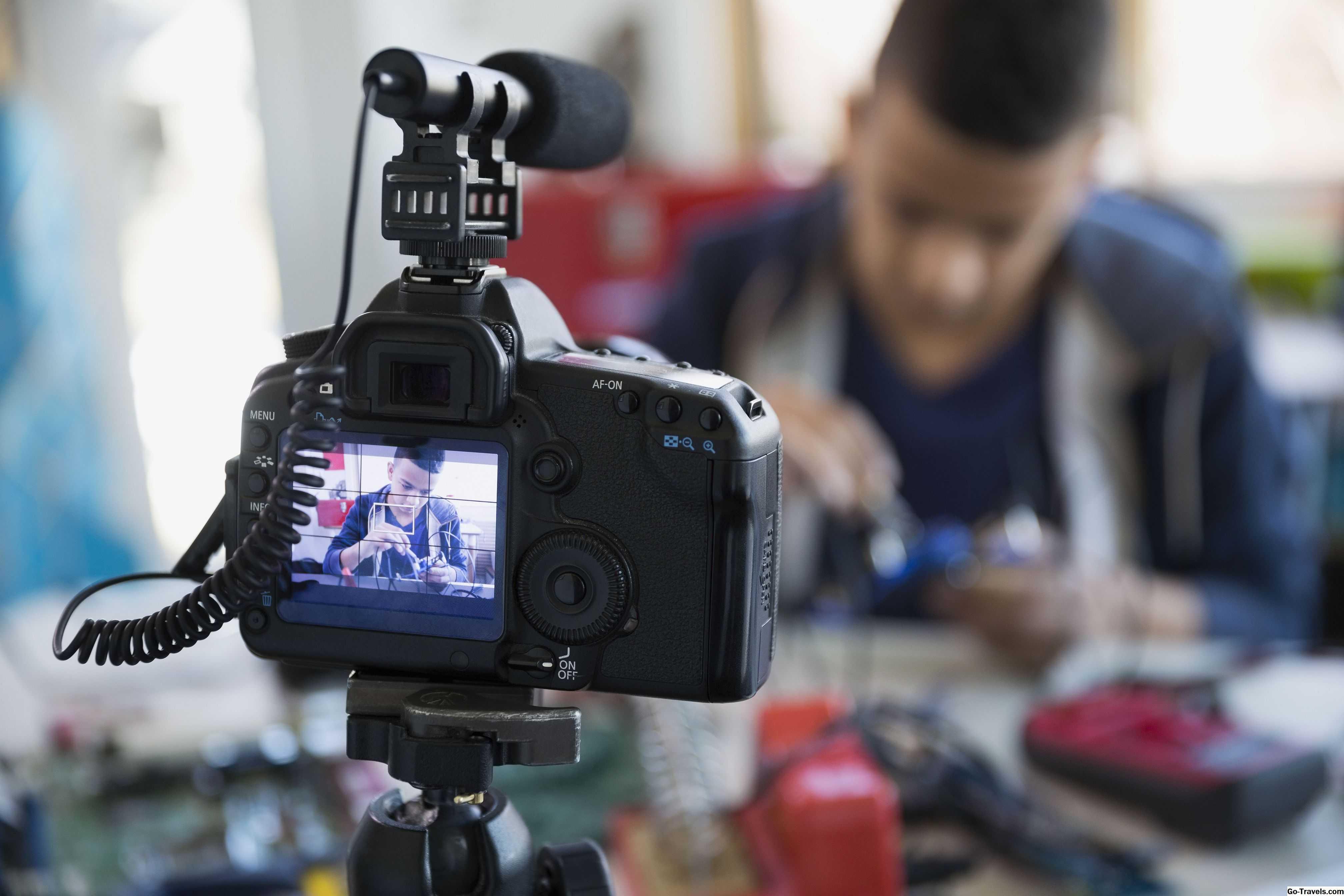 Лучшие видеокамеры 4k в 2020—2021 году