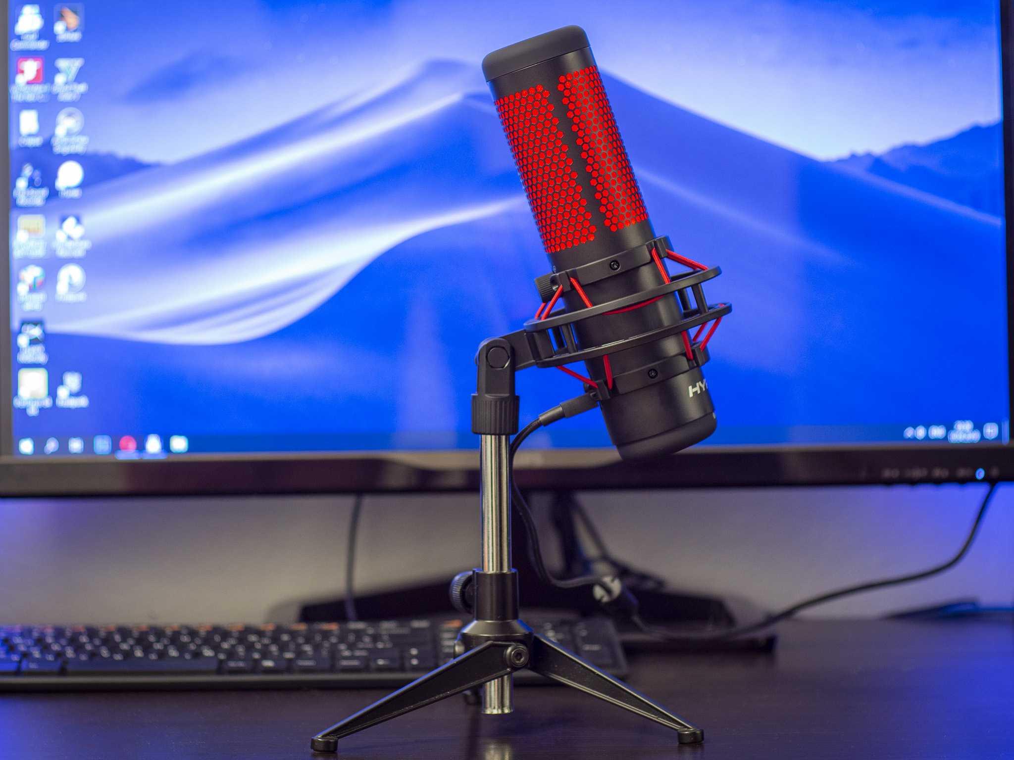 Лучший микрофон для стрима, youtube и подкастов 2020