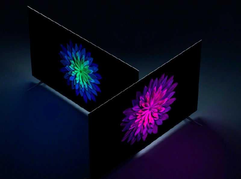 У xiaomi готов сверхтонкий дешевый телевизор на «квантовых точках» - cnews