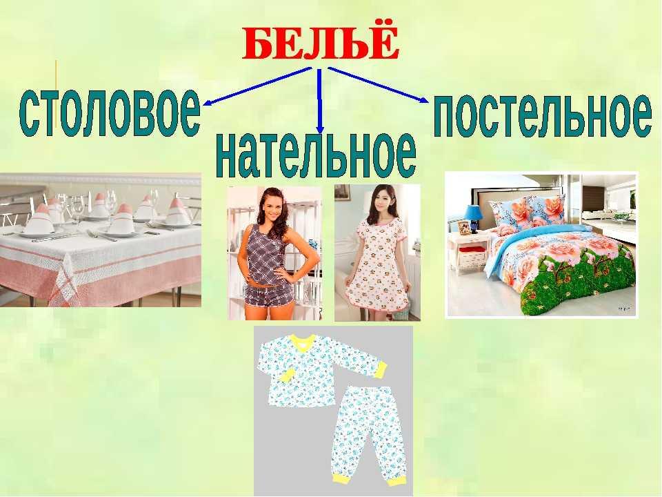 Из чего шьют постельное белье и какую ткань лучше выбрать