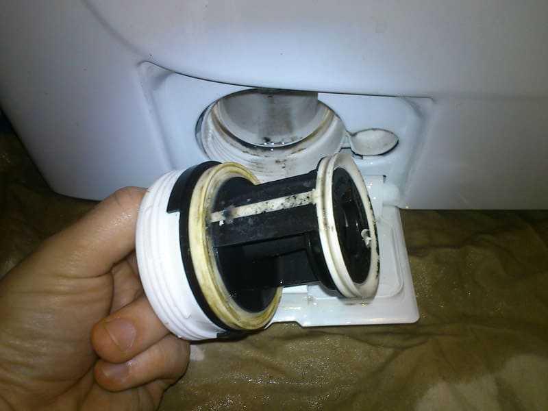 Как почистить фильтр в стиральной машине: полная инструкция