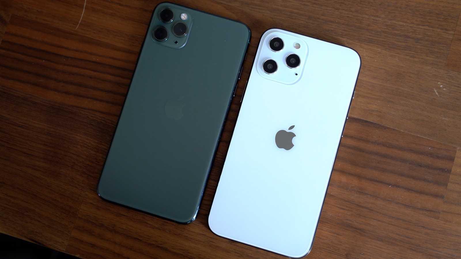 Apple призналась: у новых iphone 12 массовая проблема с дисплеями