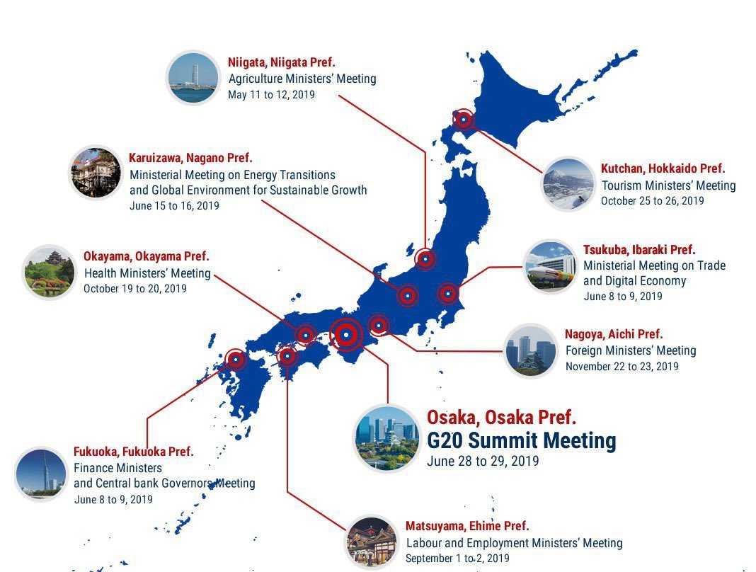 Итоги саммита g20в осаке