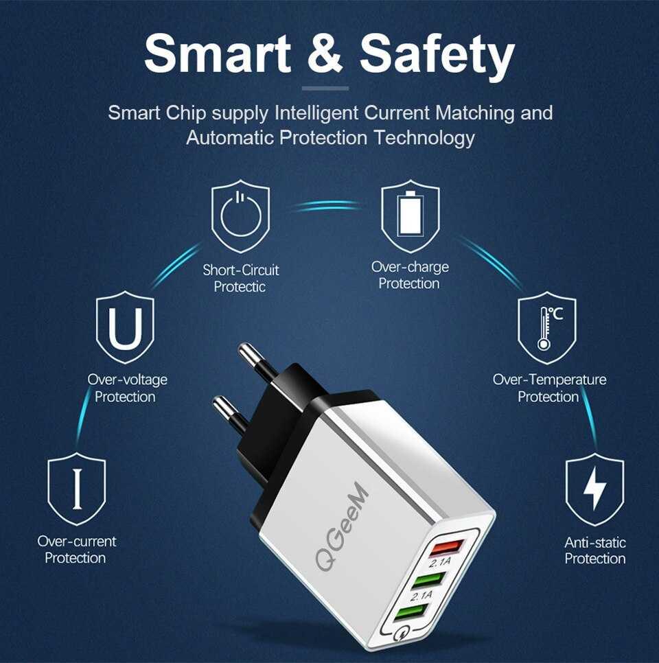 Быстрая зарядка на смартфонах xiaomi: как и на каких моделях можно включить quick charge | твой сетевичок