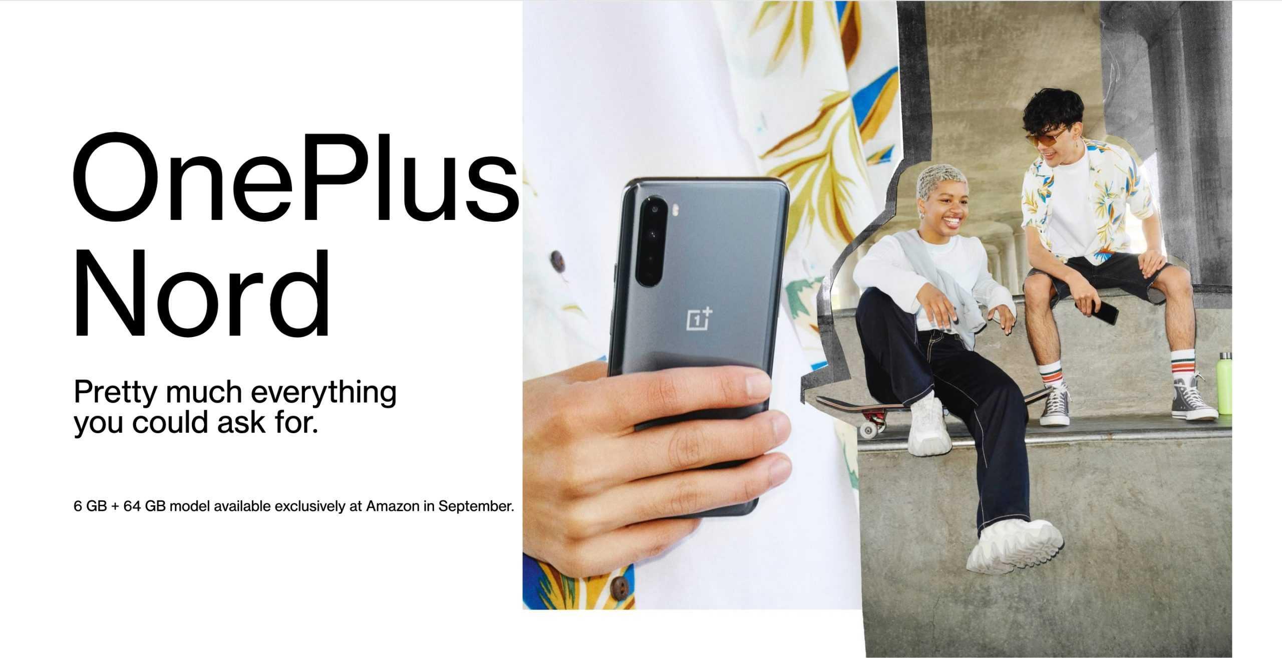 Oneplus nord: компания подтвердила название нового смартфона ► последние новости