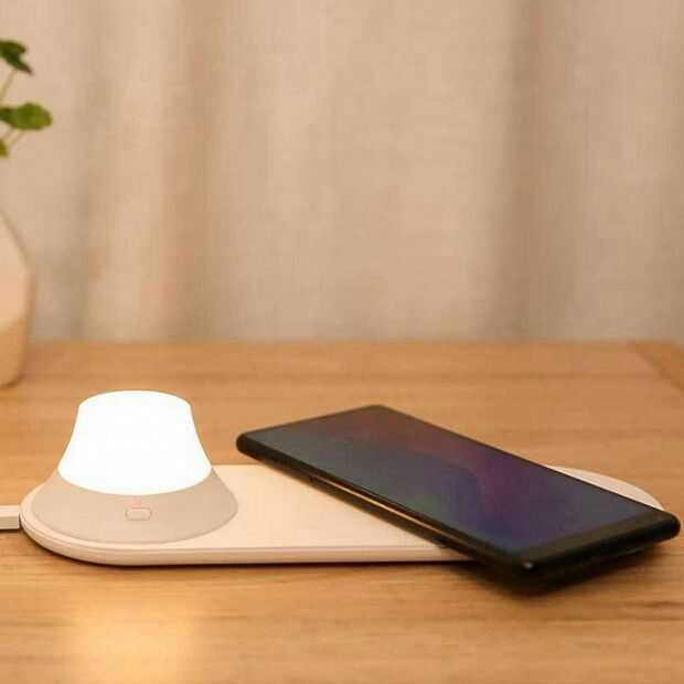 Xiaomi и ikea создали стол с быстрой беспроводной зарядкой для смартфонов
