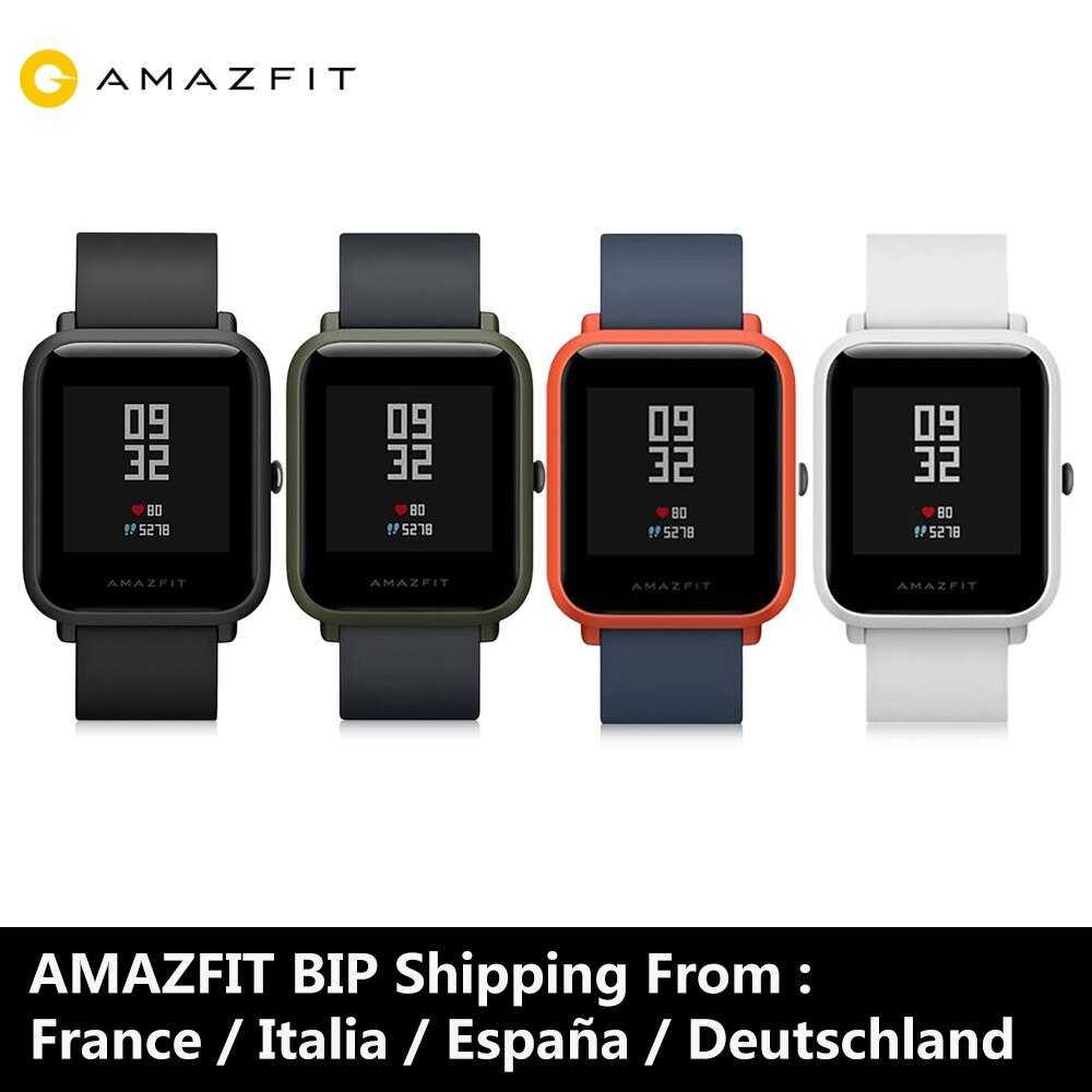 Умные часы amazfit bip u: достойная замена фитнес-браслетам