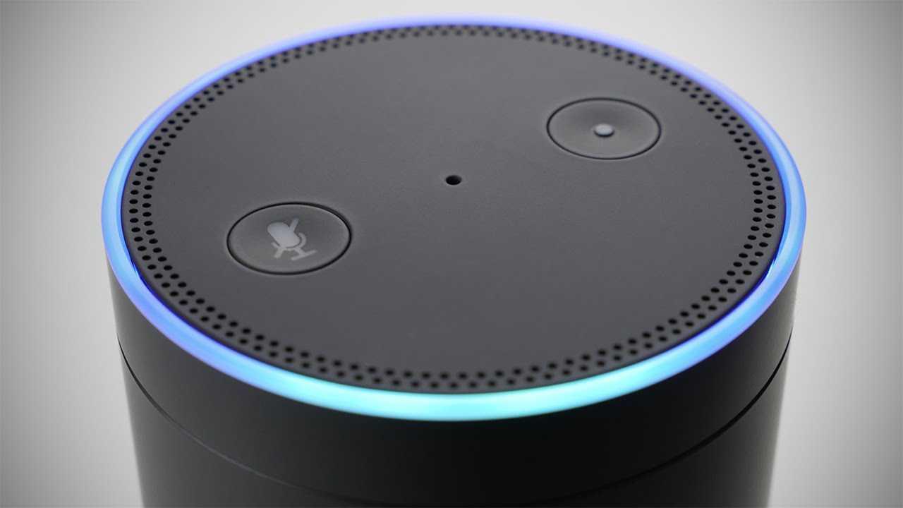 Распаковка и настройка amazon echo dot