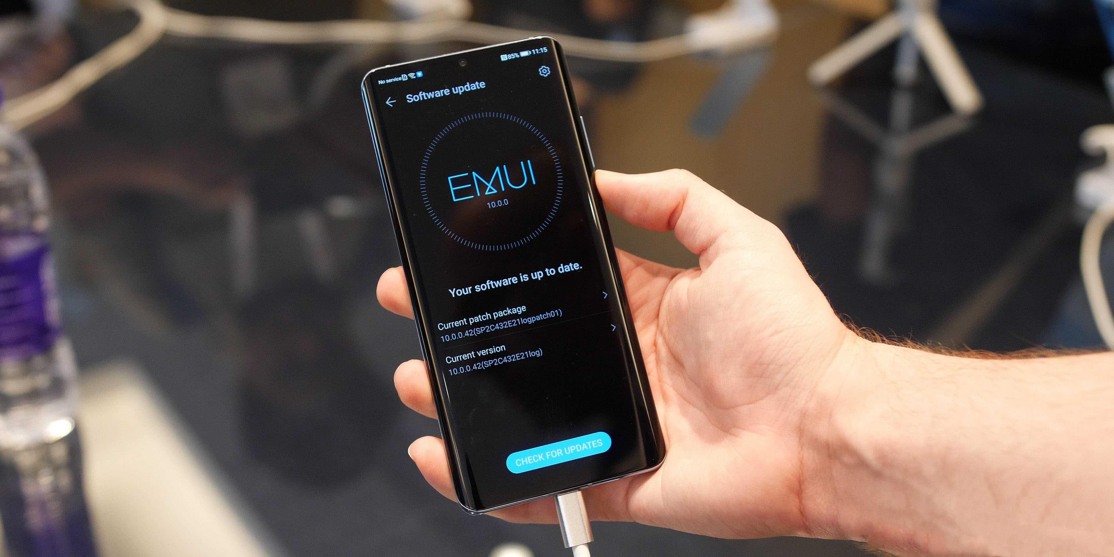 У каких смартфонов нет проблем с обновлениями android