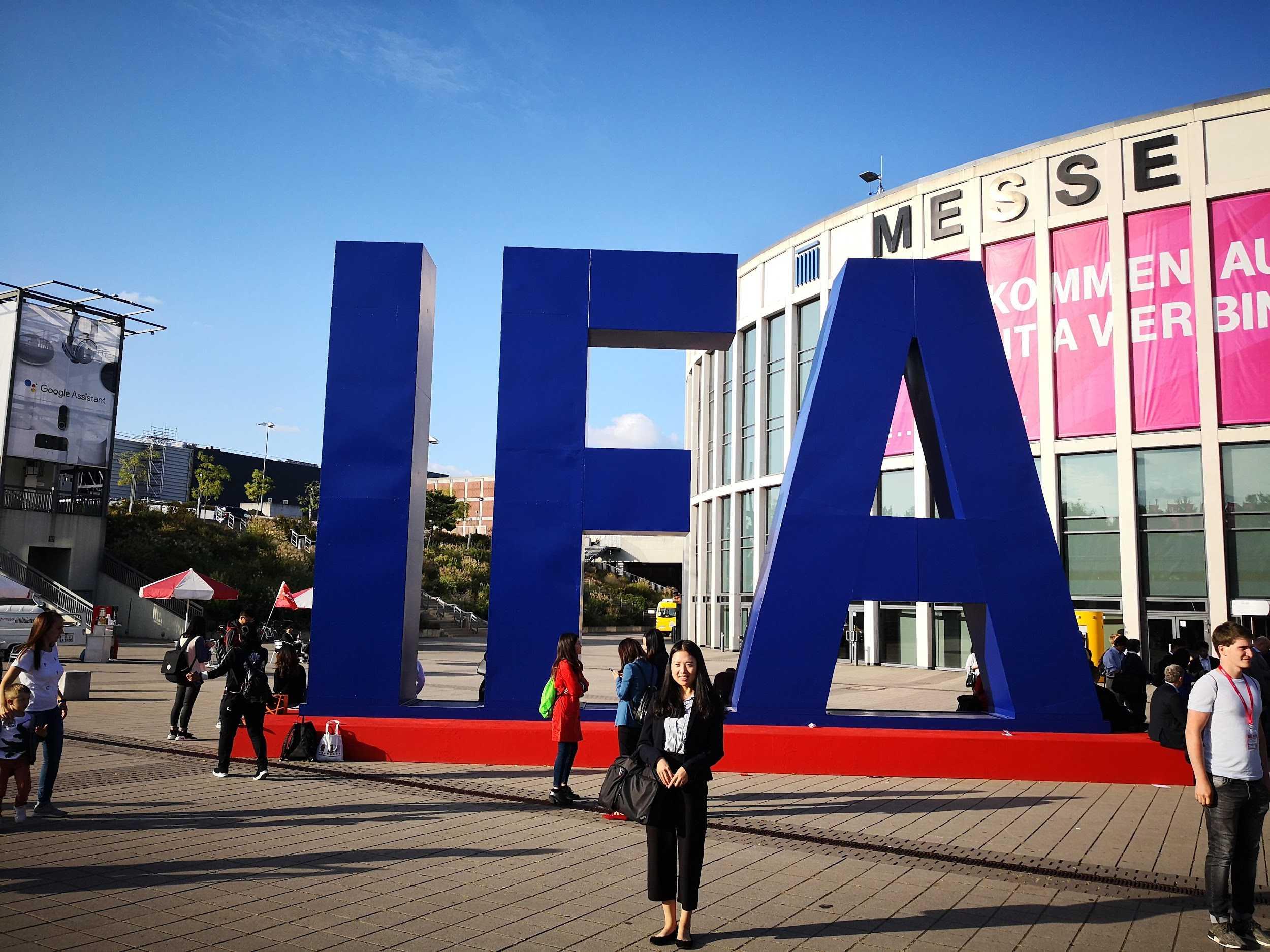 В этом году китайский производитель электроники Realme в первый раз примет участие в самой престижной выставке гаджетов IFA Такими сведениями поделился Мадхав Шет