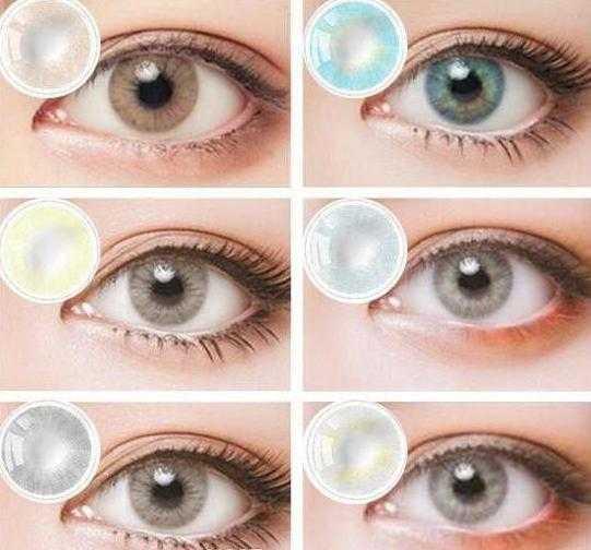 Линзы для глаз - как выбрать лучшие для длительного ношения
