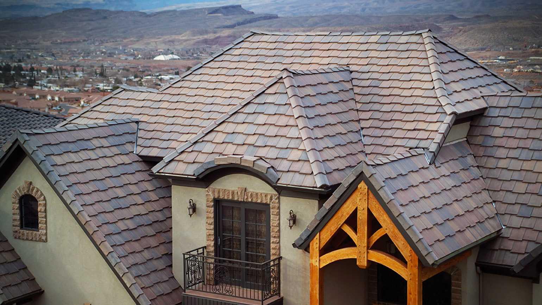 Чем покрыть крышу дома – сравнение популярных кровельных материалов