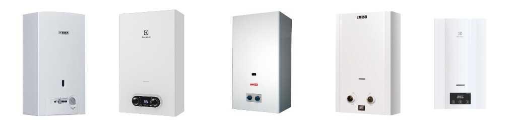 Как выбрать газовую колонку для квартиры, частного дома?