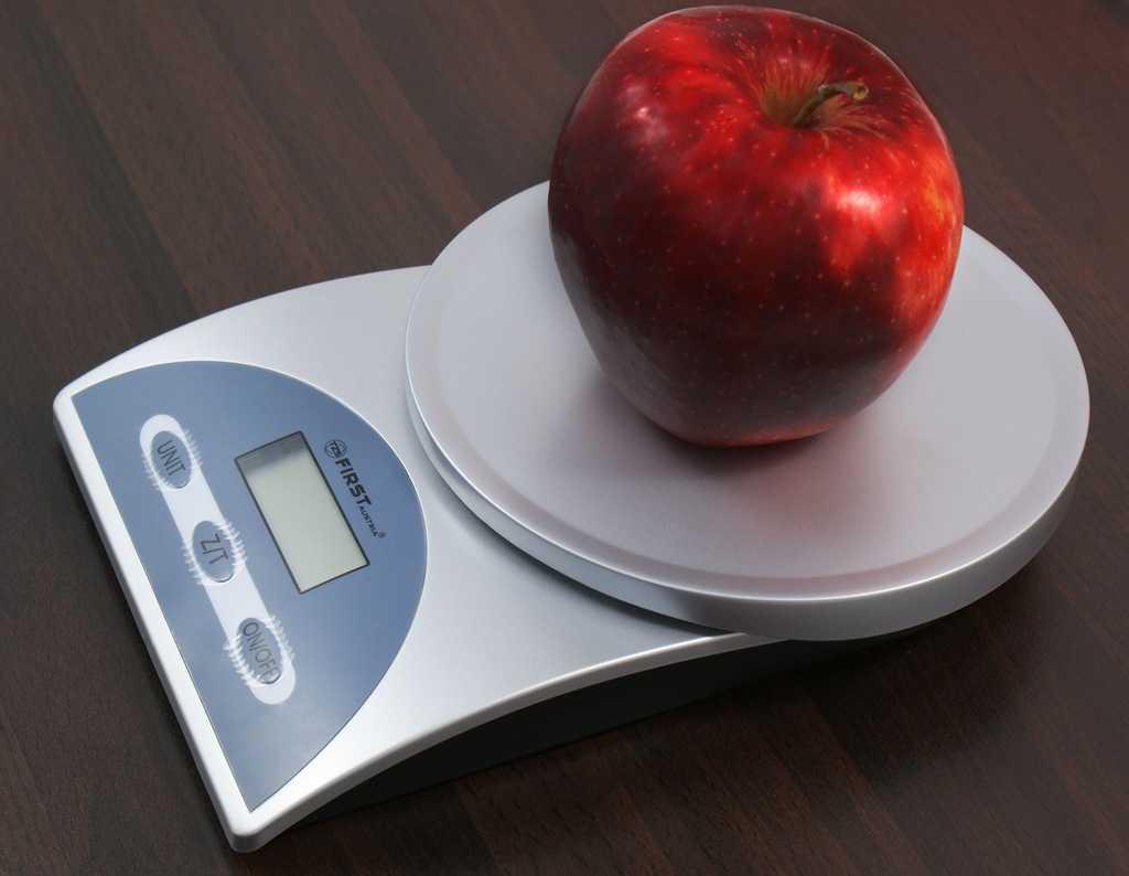 Как выбрать кухонные весы?