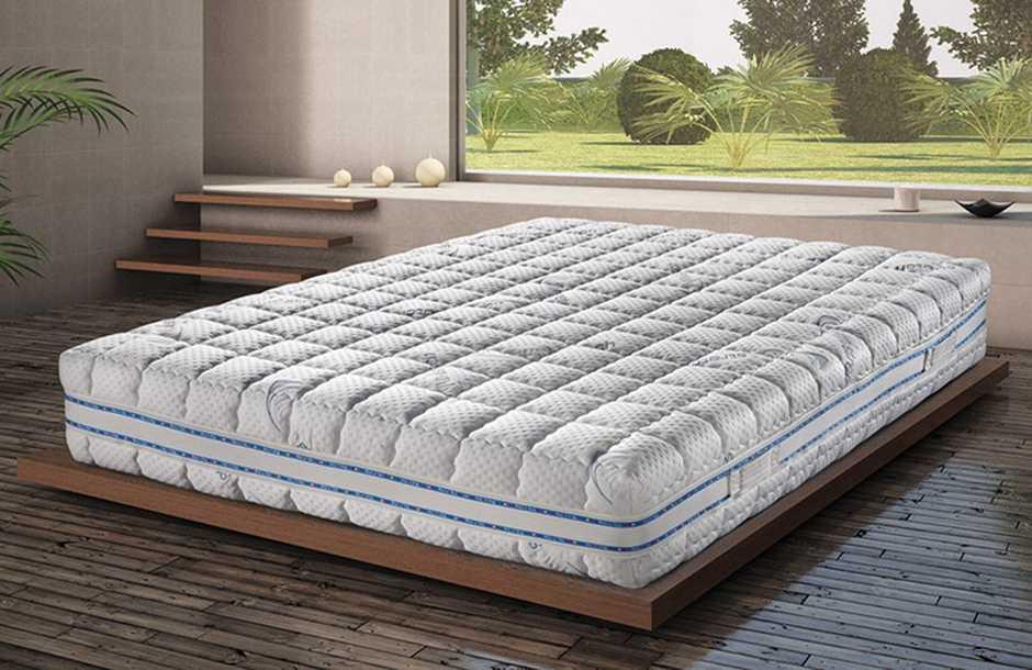 Как выбрать матрас для двуспальной кровати правильно и недорого