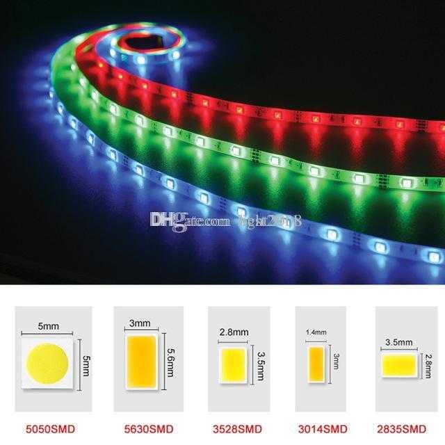 Как выбрать светодиодную ленту для подсветки потолка