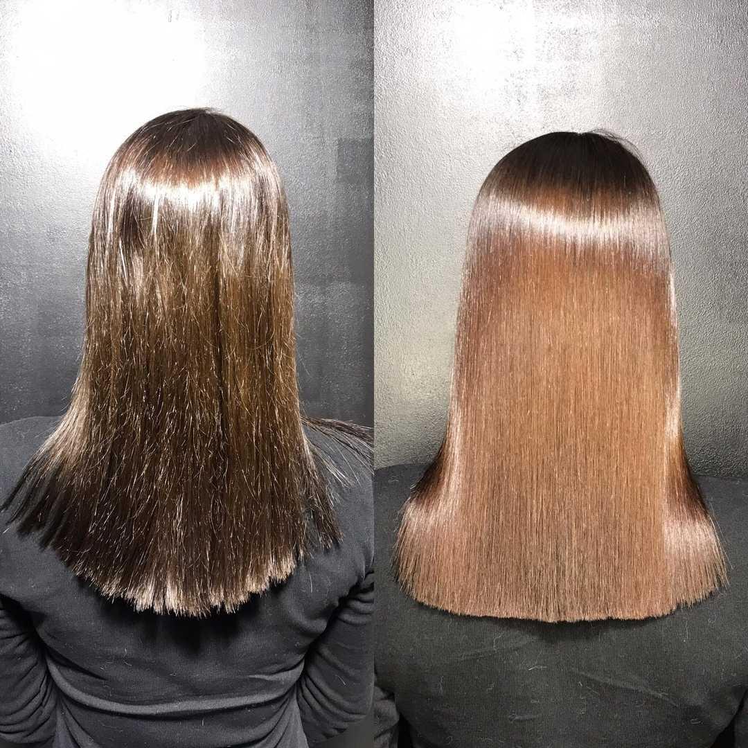 Что выбрать: покупные или домашние средства для выпрямления волос?