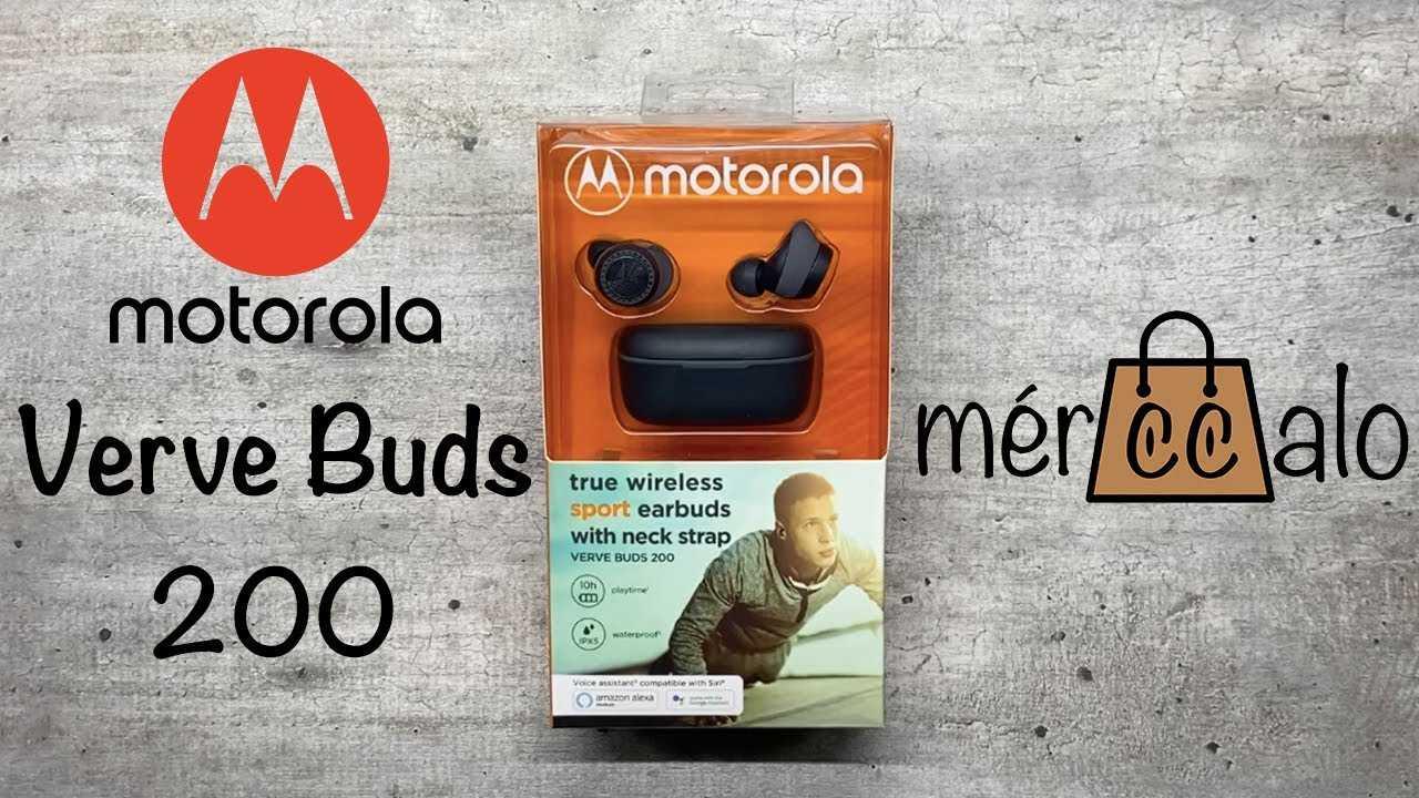 Где купить наушники motorola vervebuds 300, особенности, плюсы и минусы