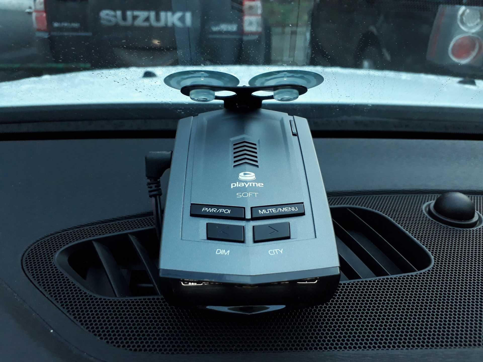Выбираем радар-детектор для автомобиля