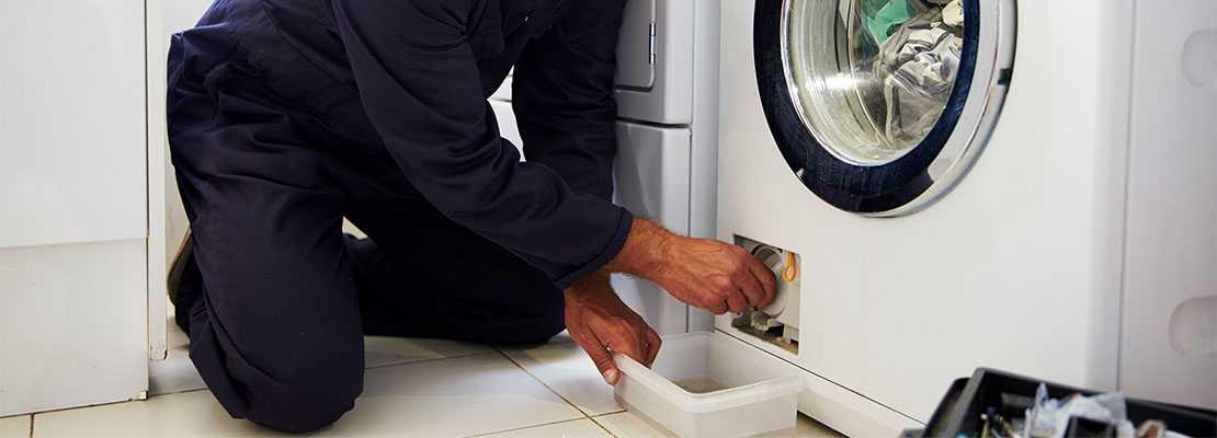 Фильтр в стиральной машине: признаки засорения, рекомендации по очистке