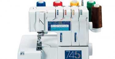 Критерии выбора домашней швейной машины с оверлоком