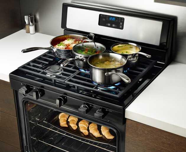 Разбираемся в кухонных плитах: как выбрать печку?   блог comfy