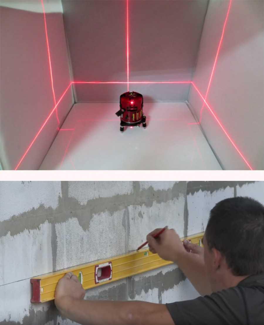 Лазерный уровень (нивелир) - как выбрать и как пользоваться?