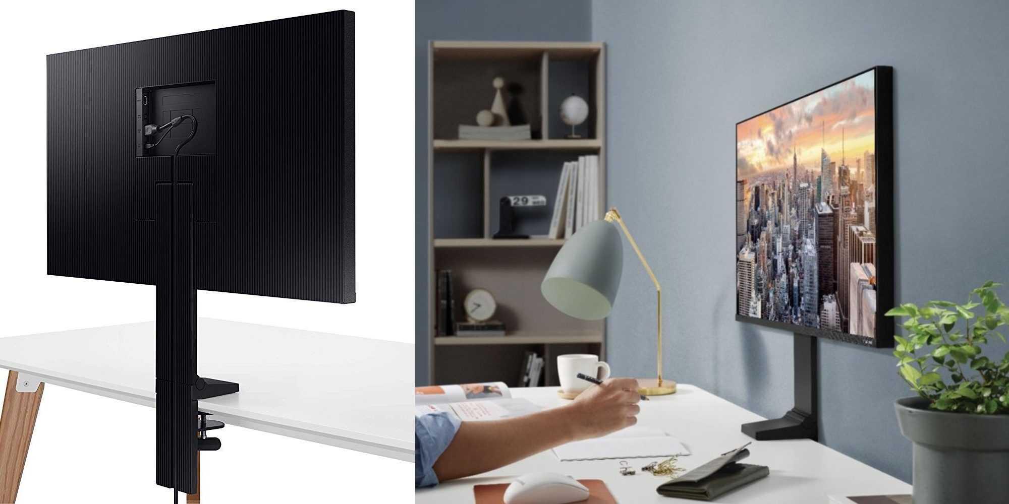 Обзор 27-дюймового монитора samsung space: компактный минимализм